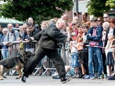 Baf! Veertig kilo herdershond aan je kladden in Vaassen