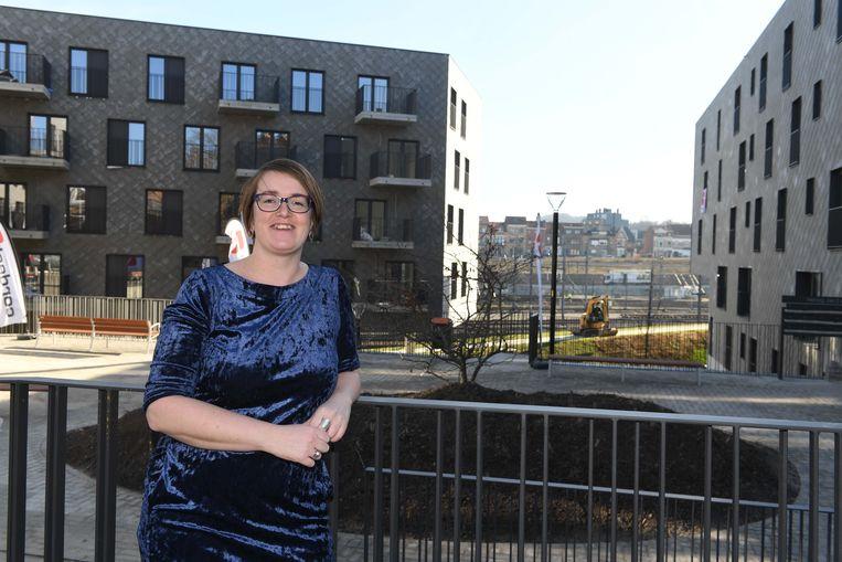 Schepen Lies Corneillie (Groen) bijt zich vast in de woonproblematiek in Leuven en debuteert meteen met 22 nieuwe starterswoningen.