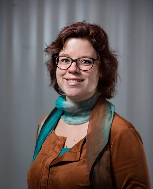 Tweede-Kamerlid Linda Voortman van GroenLinks
