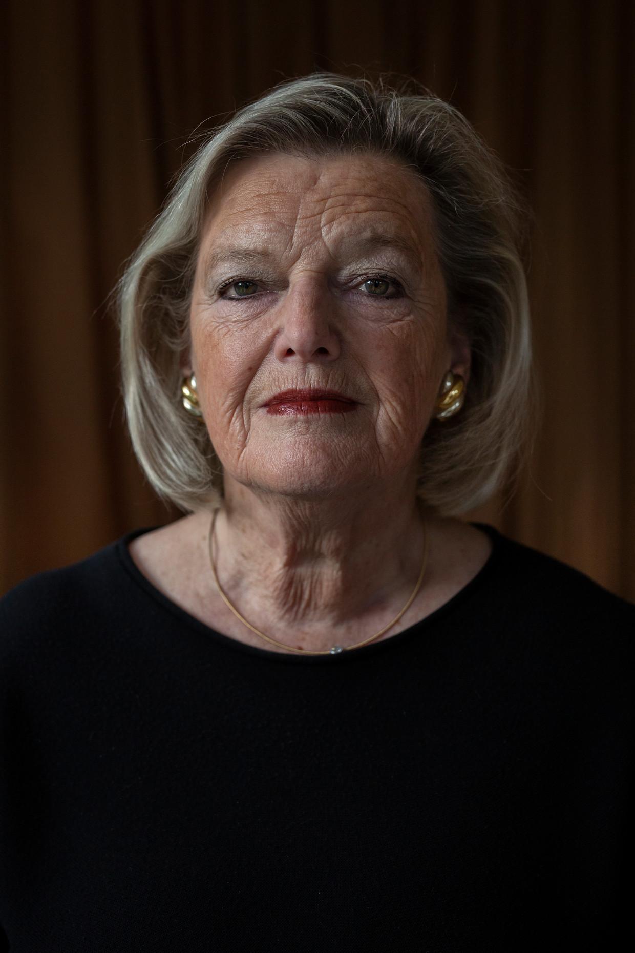 Ankie Broekers-Knol: 'We zijn in Nederland heel braaf. Dat is heus iets om trots op te zijn, maar het Europese vluchtelingenbeleid moet worden gemoderniseerd, dat kan niet meer zo.' Beeld John van Hamond