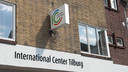 Voorheen de Cinematheek, nu het International Center Tilburg.