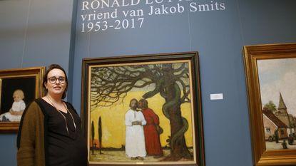 Jakob Smitsmuseum brengt hulde aan mecenas Ronald Luyten