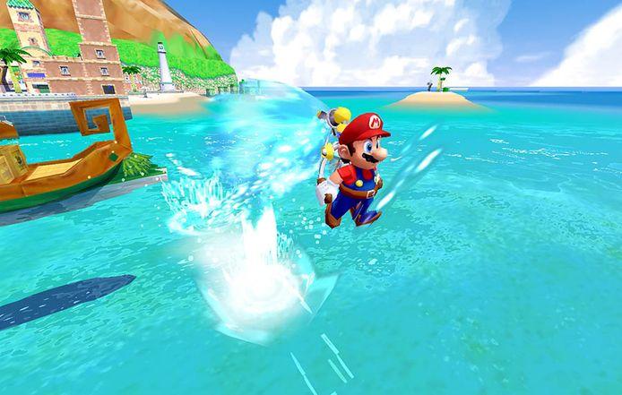 'Super Mario 3D All-Stars'