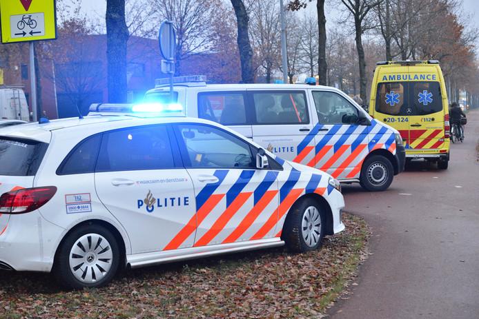 Ongeluk in Breda
