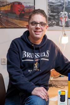 Juist mensen die het niet breed hebben doneerden voor verstandelijk beperkte Jan uit Veenendaal