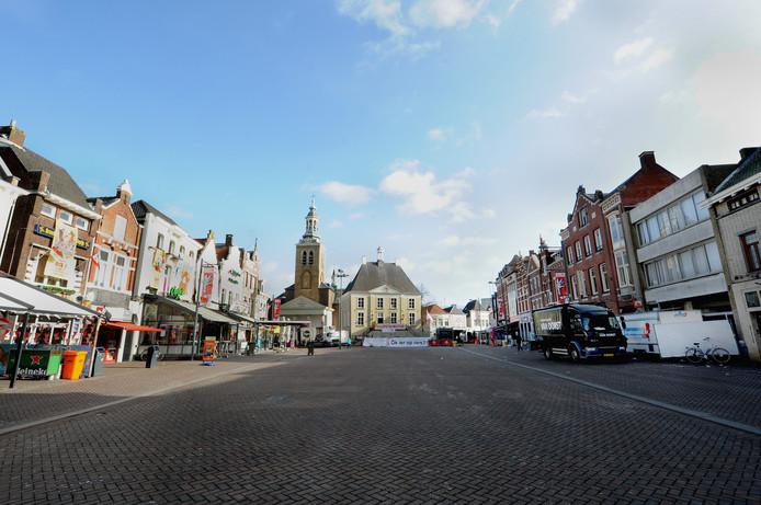 De Markt in Roosendaal