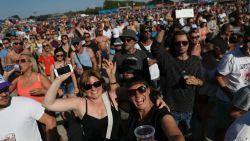 Slotfestival in Werchter lokt 40.000 bezoekers