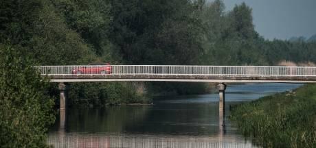 Water vanuit Twentekanaal overgepompt om Berkel stromend te houden