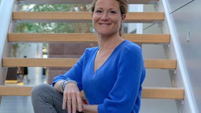 """Anneleen Van Bossuyt (N-VA): """"Lokaal fel aangepakt, maar ik weiger om zelf harde tante te worden"""""""