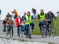 10 september: Doortrapdag voor oudere fietsers in Sint-Annaland