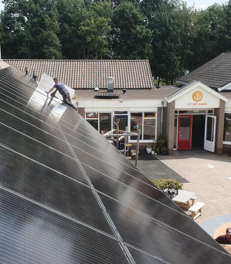 Hasselter basisschool Het Anker voorziet door zonnepanelen in eigen energiebehoefte