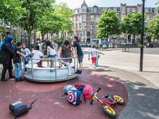 Kinderen durven niet buiten te spelen in Transvaalbuurt