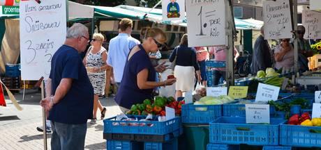 Verplaatsing markt Waalwijk blijkt lastig verhaal