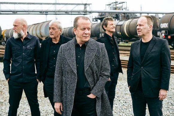 De Kreuners (met midden vooraan Walter Grootaerts).