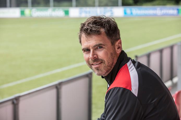 Jong PSV-trainer Dennis Haar in Eindhoven