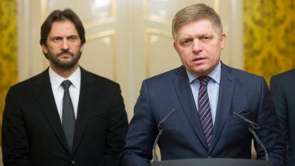 Slovaakse minister van Binnenlandse Zaken stapt op na moord op journalist