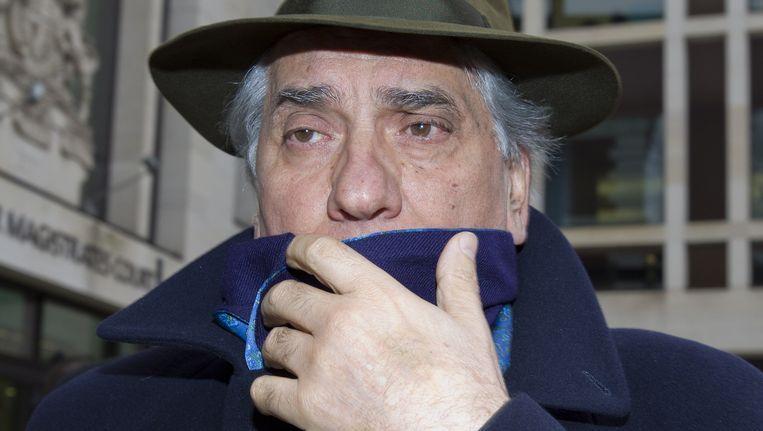 De Siciliaanse maffiabaas Domenico Rancadore aka 'De Professor'.