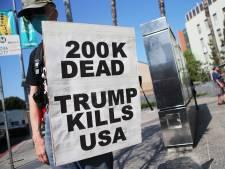 Les États-Unis dépassent la barre des 200.000 morts