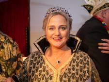 Volslagen verrassing: Anik Geppaard prinses van Bonenpikkerslaand
