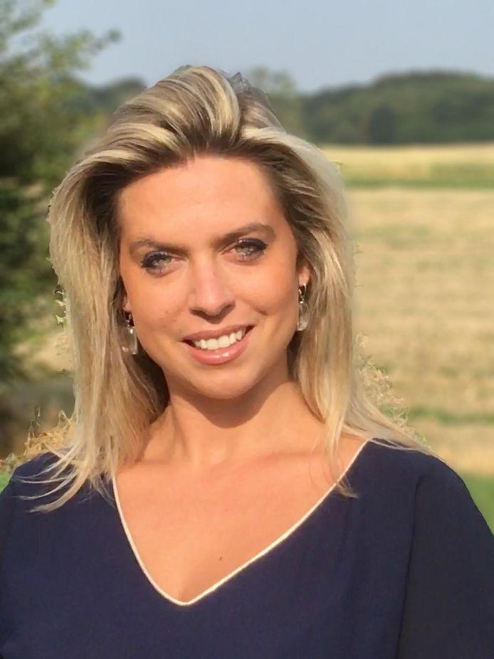 Schepen Janina Vandebroeck.