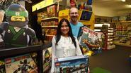 Gowalt twee dagen lang Lego-paradijs