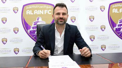 Deal is rond: Ivan Leko wordt trainer van Al Ain