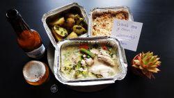 RECENSIE. Grootmoeders wijze op Moederdag: takeaway bij Billie's Bier Kafetaria