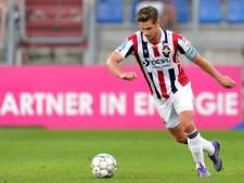 Jordens Peters speelt graag op safe bij avontuurlijk Willem II