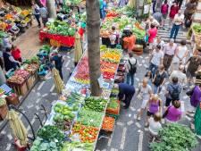 Marktkramers vieren comeback naar Kioskplaats met spaaractie