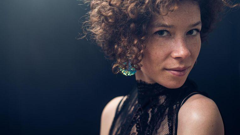 Charlotte Haesen werd geboren in Amsterdam, groeide op in Wallonië en ging hier naar het conservatorium. Beeld Thomas Schermer