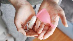 Mei Plasticvrij: gebruik een menstruatiecup in plaats van tampons of maandverband