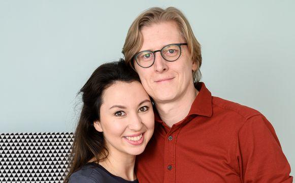 Nuria en Stijn verwelkomden onlangs hun tweede kindje.