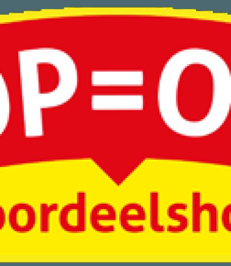Op = Op Voordeelshop, met filiaal in Arnhem, dreigt failliet te gaan