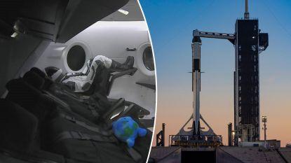 Crew Dragon van SpaceX met succes gelanceerd. Nu brengt hij dummy ruimte in, deze zomer volgen echte astronauten