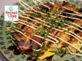 Okonomiyaki (Japanse pizza, Japanse pannenkoek)