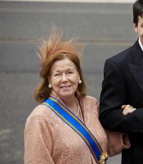 Prinses Christina viert 72ste verjaardag