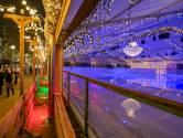 Oogt fraai, de Tilburgse schaatsbaan. En: echt ijs