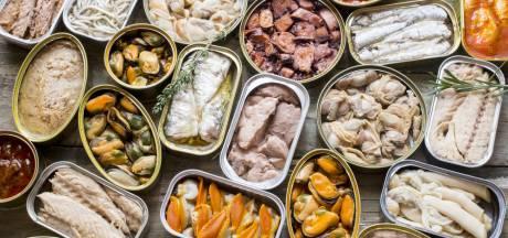Dit restaurant serveert met trots vis uit blik