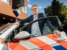 Humor en collegialiteit houden de politieman op de been