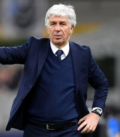L'entraîneur de l'Atalanta avait le Covid-19 pendant le match à Valence