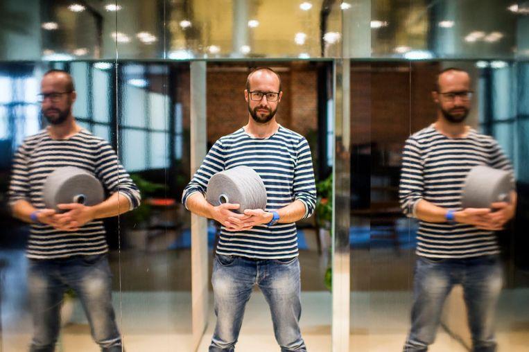 Tom Duhoux lanceert het ecologisch kledinglabel HRVST.