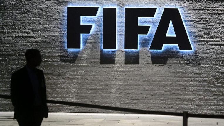 In BBC's Panorma doet journalist Andrew Jennings weer een boekje open over de FIFA. Beeld null