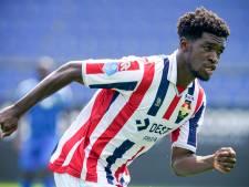 Otschi Wriedt voor het eerst in eredivisie bij wedstrijdselectie van Willem II