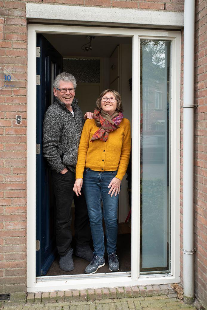 Kees en Corrie Kuis. #Wijzijnthuis