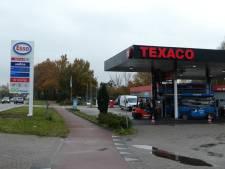 Texaco Boxtel al in de 'overgang'