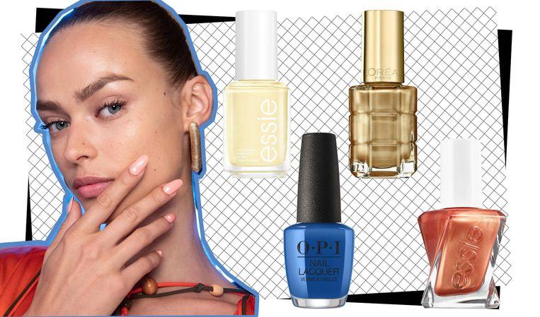 Eerst op de catwalk, nu op je nagels: deze zeven nagelkleuren zullen regeren deze zomer.