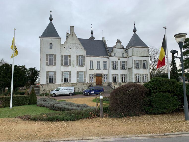 Stadsbeeld - gemeentehuis - Wemmel