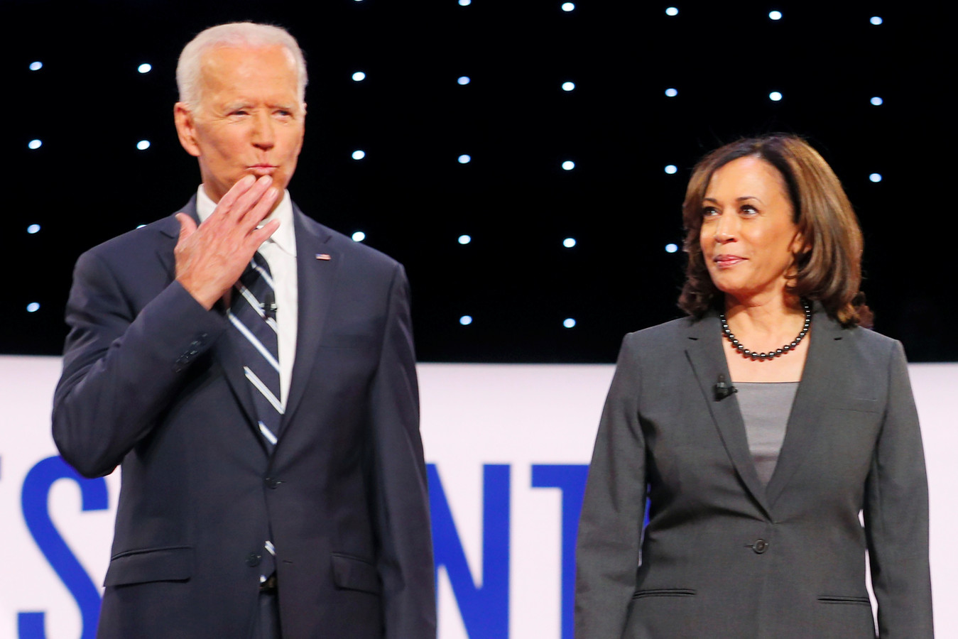 Wie o wie wordt Biden's running mate?