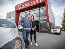 Na grote brand: autobedrijf in Oldenzaal opent nieuwe pand
