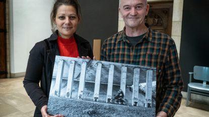 Siegfried (60) wint wedstrijd met straffe foto van Guldenspoorpad, onder brug van R8